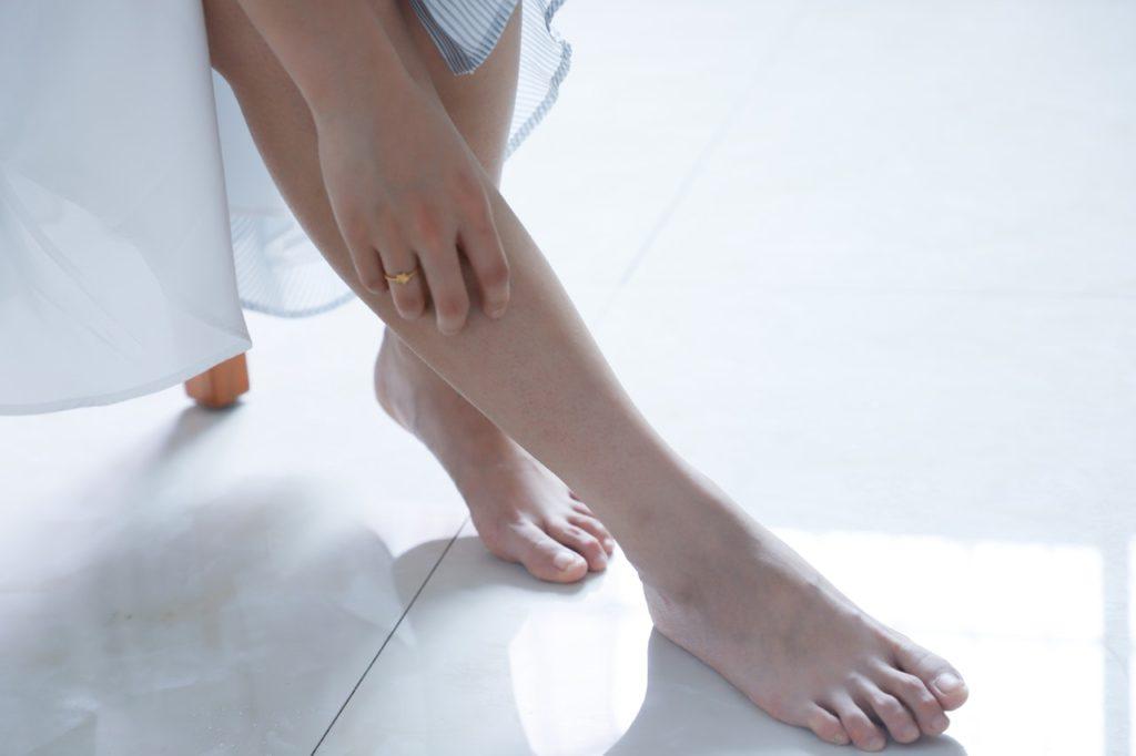 jambes de femmes