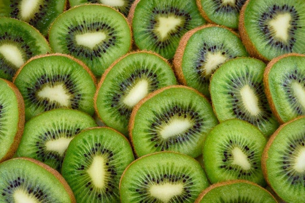 kiwi tranché