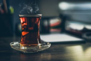 le thé au chaga